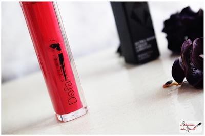 Makeup Defa Cosmetics , liquid lipstick, rossetto liquido, funky, fragola