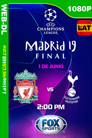 Tottenham Vs. Liverpool (2019) Final Champions League Latino HD WEB-DL 1080P ()
