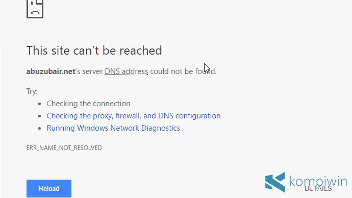 situs diblokir pemerintah isp