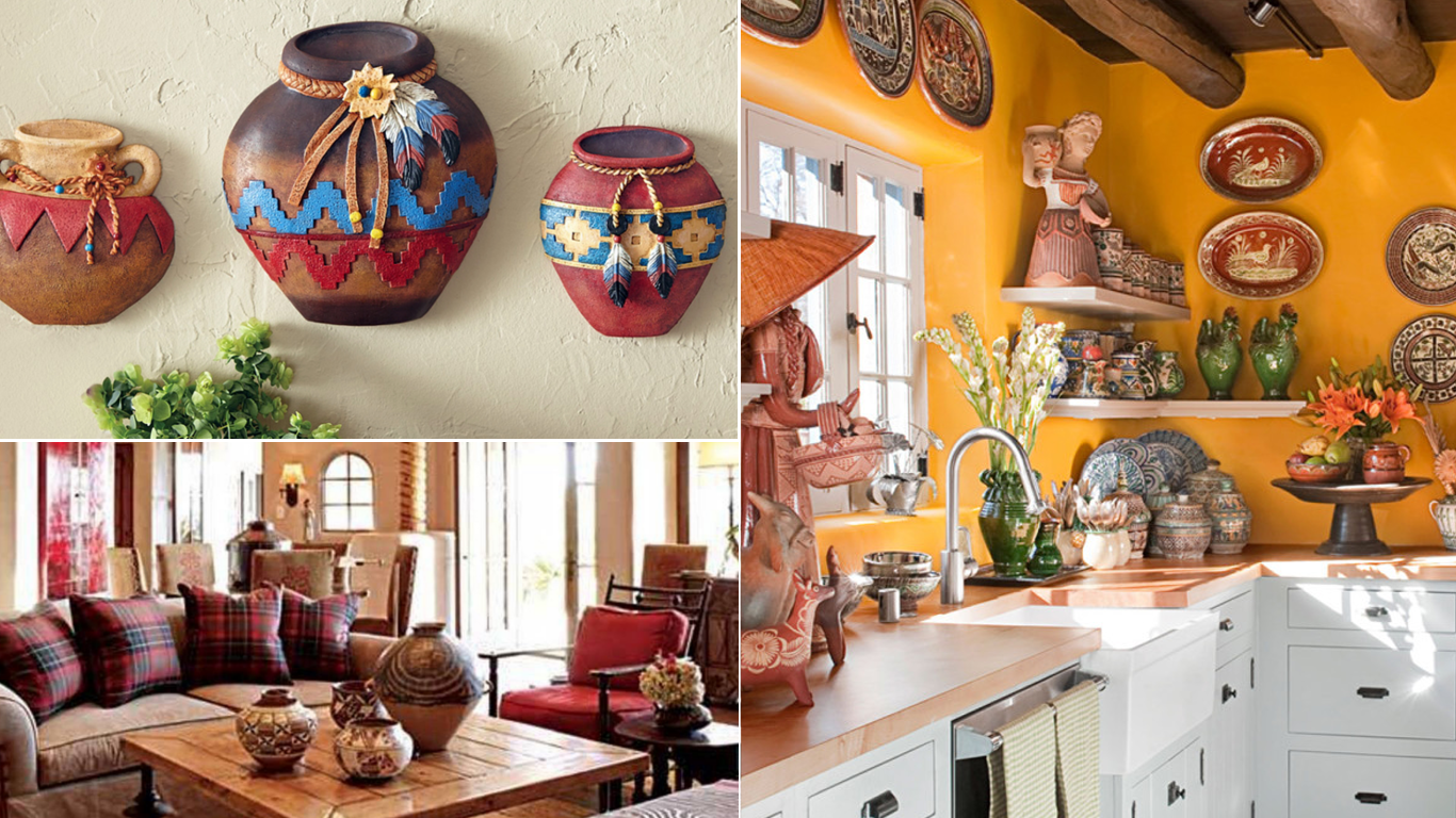 Home Dcor to Make House More Beautiful with Ethnic Style