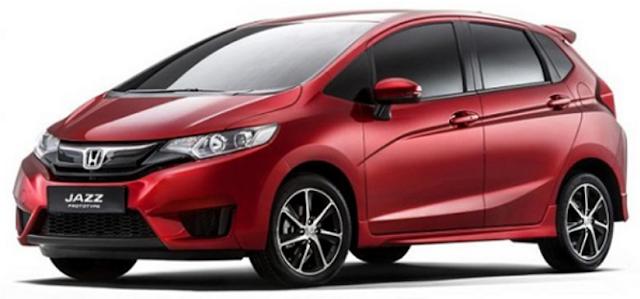 Mobil Honda Jazz Tulungagung
