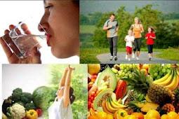 Pola Hidup Sehat Dalam Kehidupan Sehari-hari
