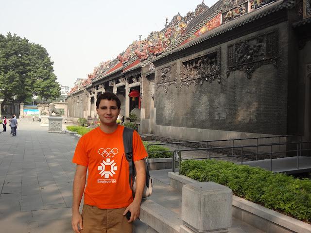 Chen clan ancestral hall en Guangzhou