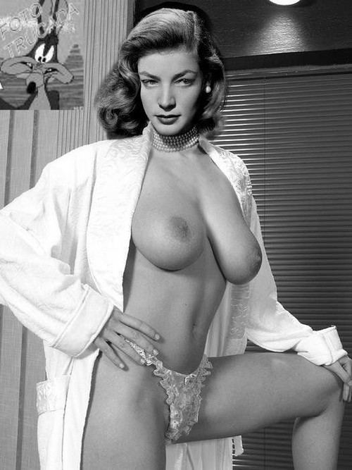 lauren bacall nude photoa