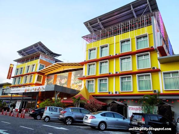 Nikmati Shellout Sedap di Kuala Selangor : Seafood Cajun Shellout ,Hotel Apps.