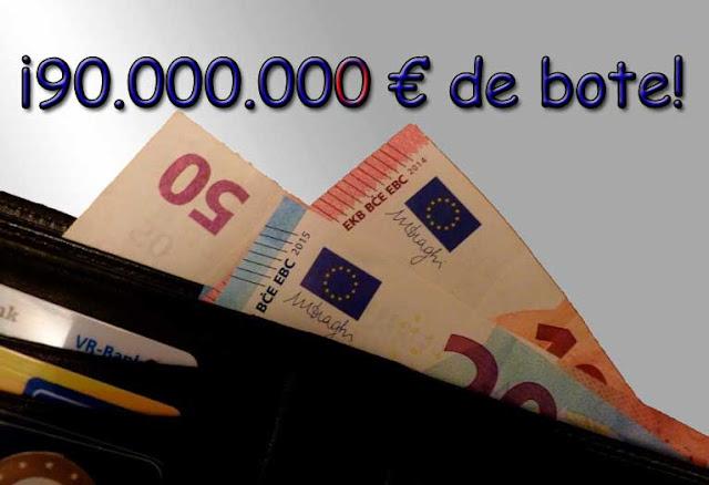 bote de euromillones hoy martes 30 de enero de 2018