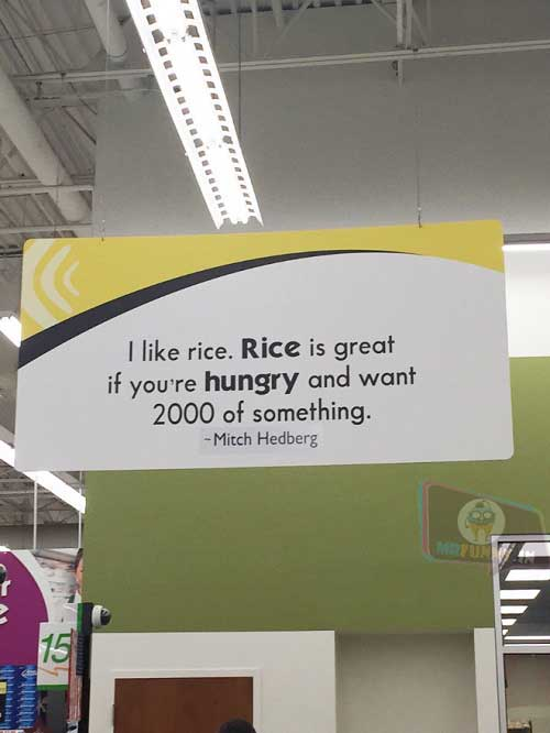 Rice Is Awesome