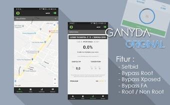 Share Mod Gojek Driver Ganyda Versi 4.0.0 Tampilan Ori Dengan Tambahan Setbid