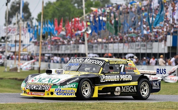 Ford Falcon TC 2004 Guri Martinez