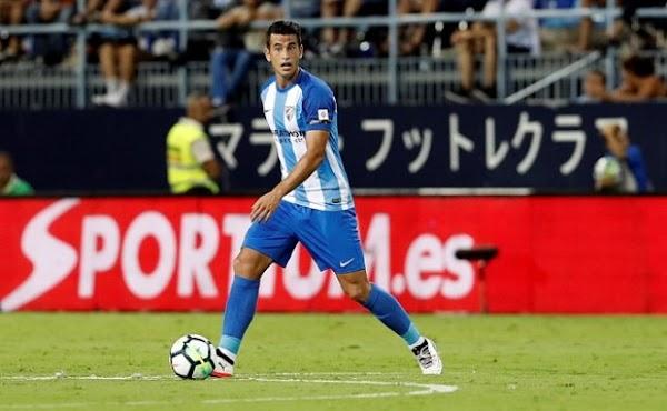 """Luis Hernández - Málaga -: """"Jugaría en Segunda"""""""