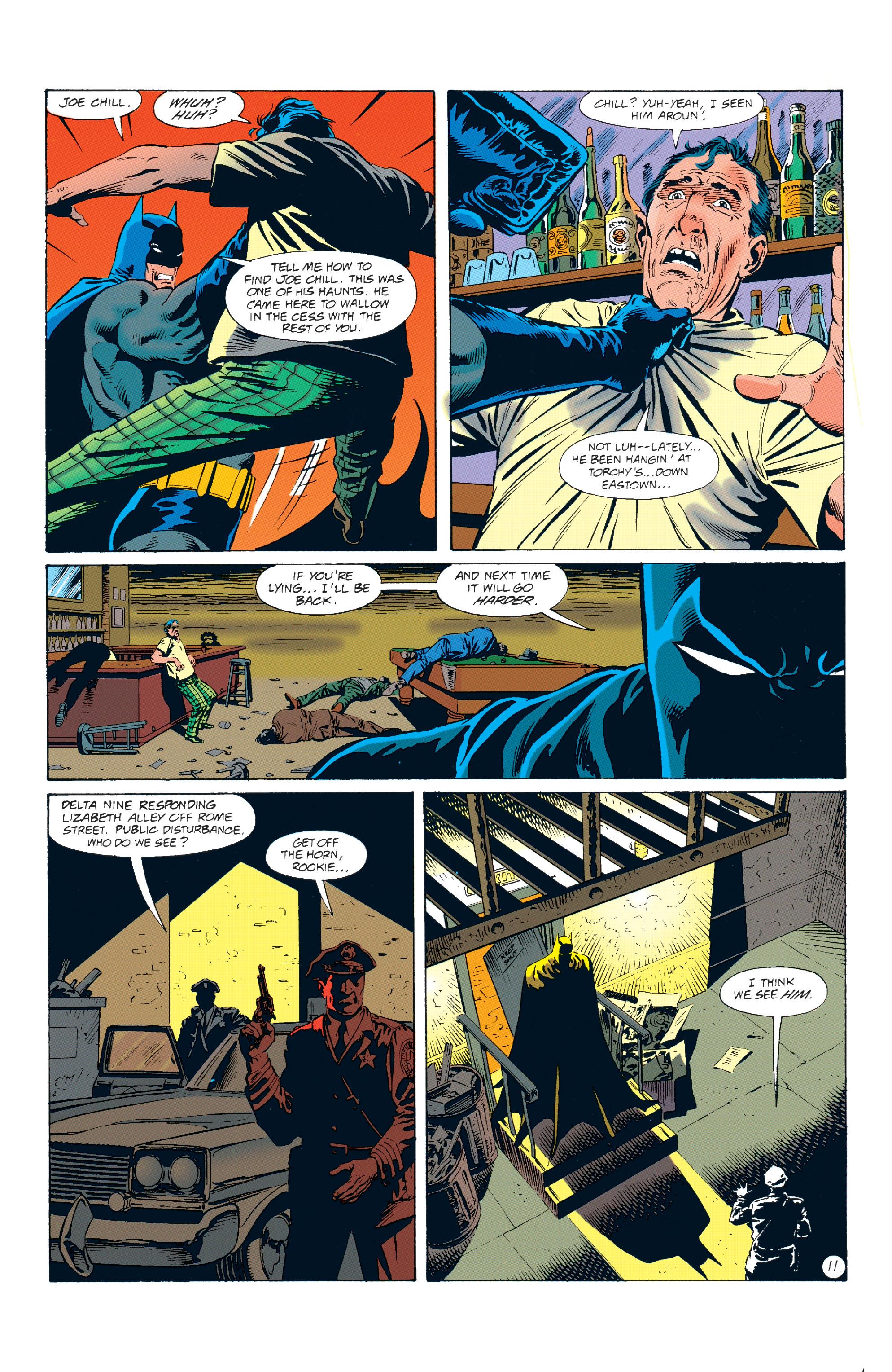 Detective Comics (1937) 678 Page 11