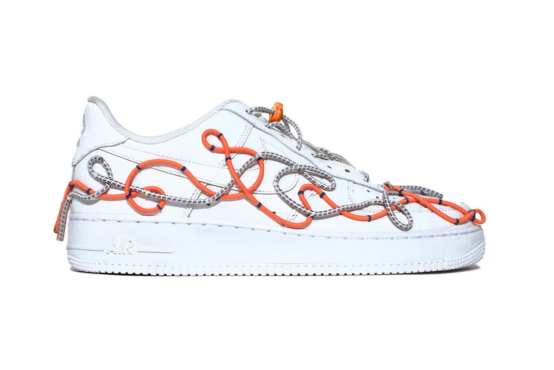 pretty nice 7ba4c 7a7c4 2017 saw a ton of variations placed on Nike s iconic Air Force 1 model.  Notable names such Virgil Abloh, Travis Scott, Errolson Hugh and many  others shared ...