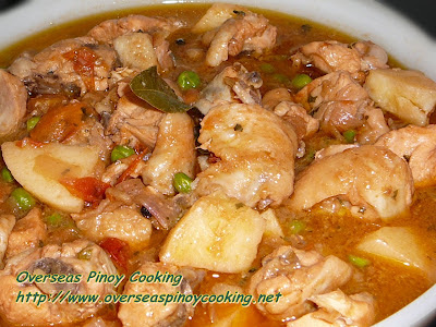 Chicken Sarciado