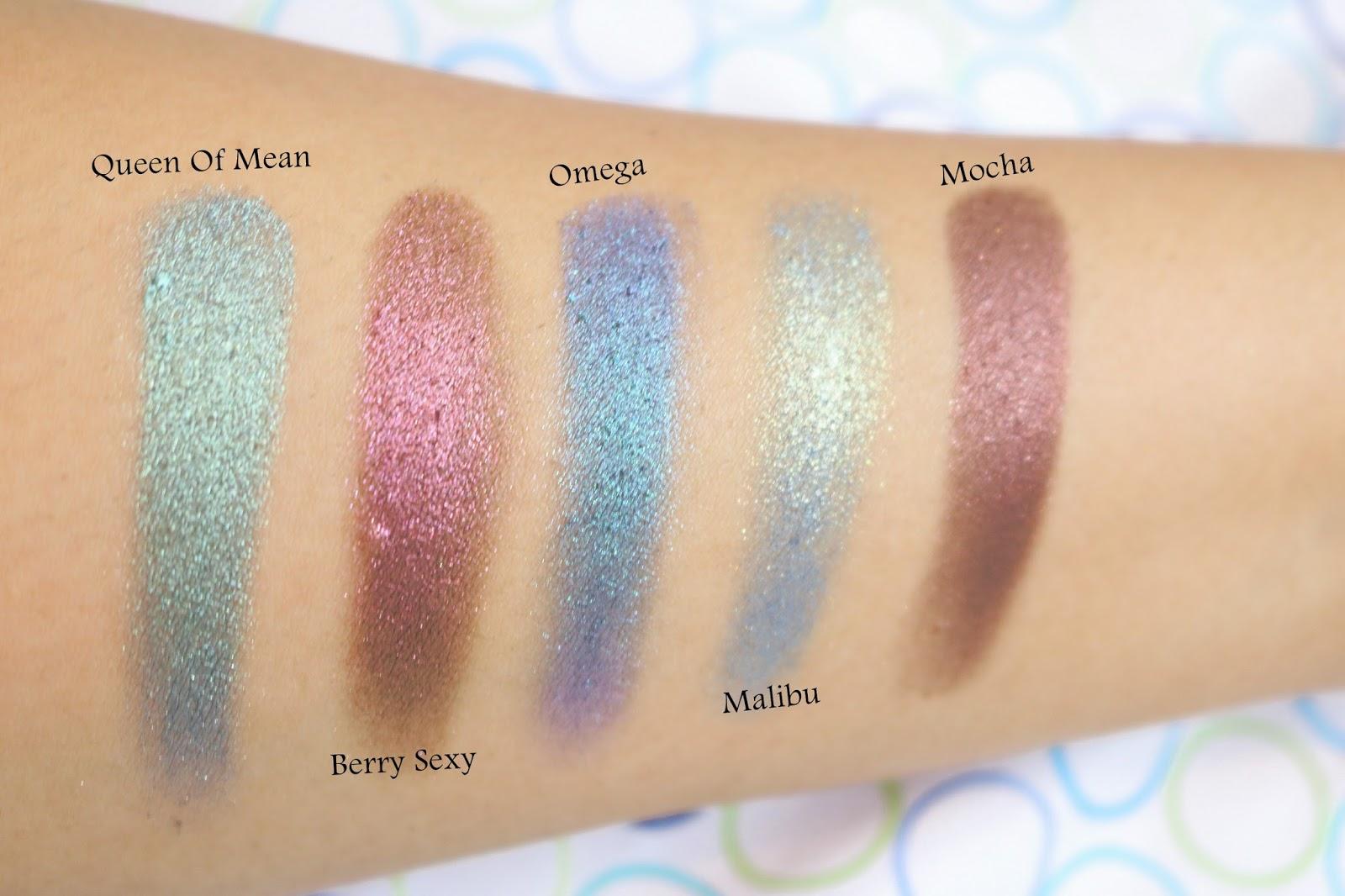 Pressed Eyeshadow Pan by Makeup Geek #12