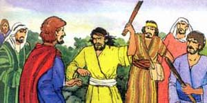 los malvados parabola de jesus