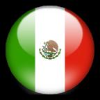 Iconos de Bandera de México