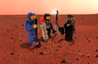 Legoism Classic Space Surveying Amp Geology Research Squad