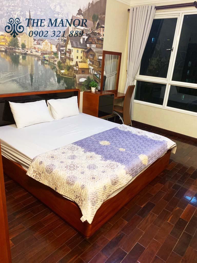 Rẻ nhất thị trường The Manor HCM cho thuê căn hộ 164m2 - hình 1