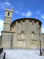 Centro de Interpretación del Arte Románico; Iglesia de san Martín de Tours; Uncastillo; Cinco Villas; Aragón; Románico; Romanesque; Roman
