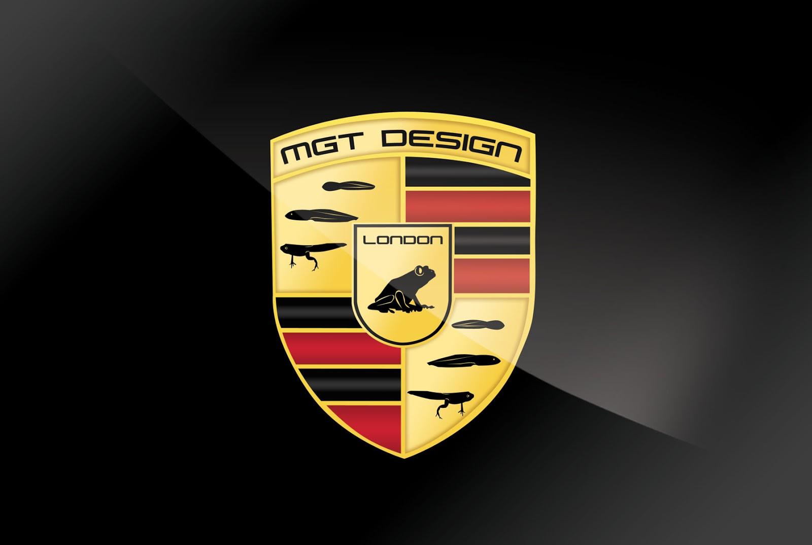 Porsche Logo 2013 Geneva Motor Show