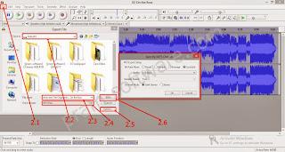 Mengatur Files Musik/Lagu MP3