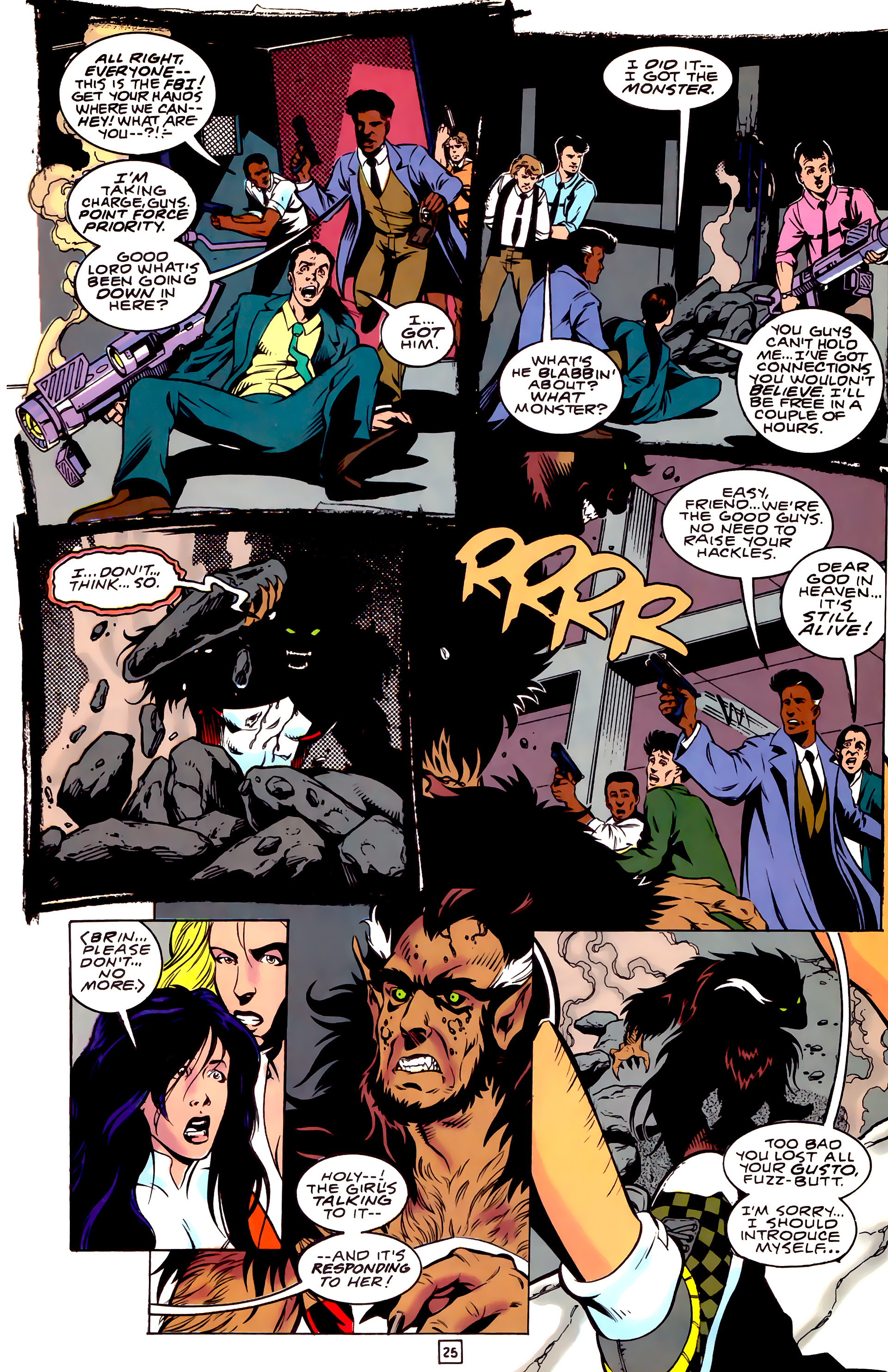 Legion of Super-Heroes (1989) _Annual_3 Page 25
