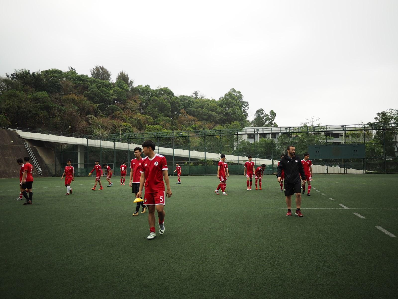 Club De Vision Jaime Morales DV7 Academy Korea