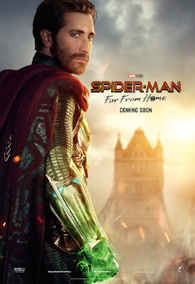 Spider Man Far From Home Movie Poster 2