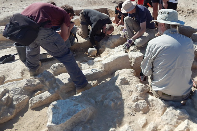 Unique archaeological project reveals historic earthquake in Cyprus