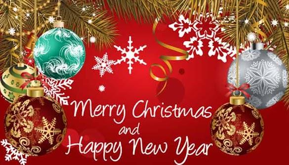 219+ Kumpulan kata-kata ucapan Selamat Natal dan Selamat Tahun Baru 2019
