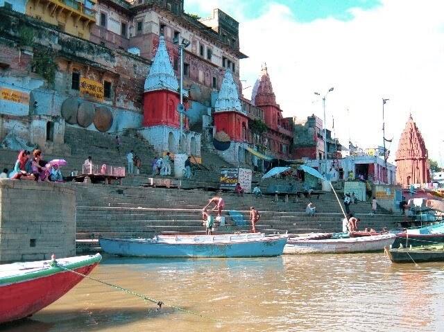 Varanasi, India. 2005