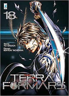 Terra Formars: 18 PDF