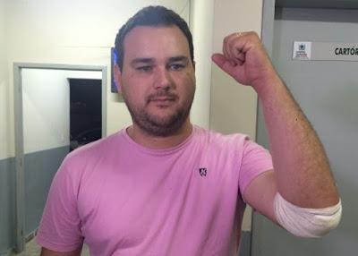 Homem tenta matar o próprio primo por conta de briga política em Boa Vista