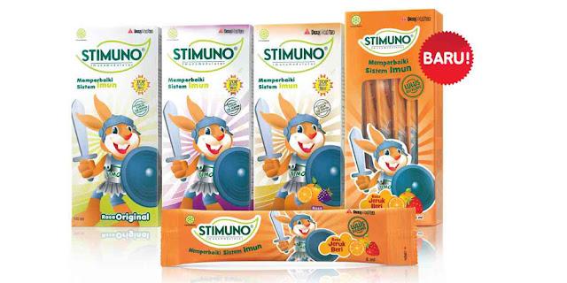 Manfaat Stimuno untuk Balita