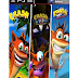 Crash Bandicoot Trilogy 1 2 3 - PS3 mídia digital