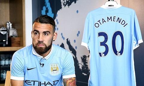 Man City vượt qua M.U chiêu mộ thành công Otamendi