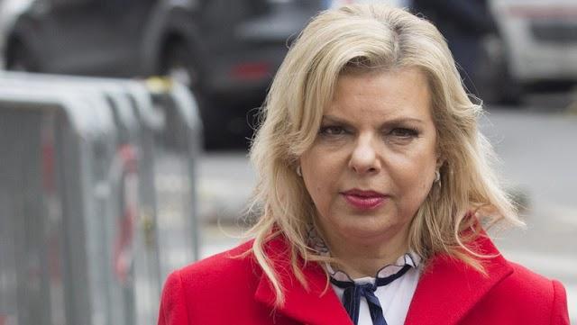 A rendőrség gyanúsítottnak tekinti Sara Netanjahut a Bezeq távközlési vállalat korrupciós ügyében