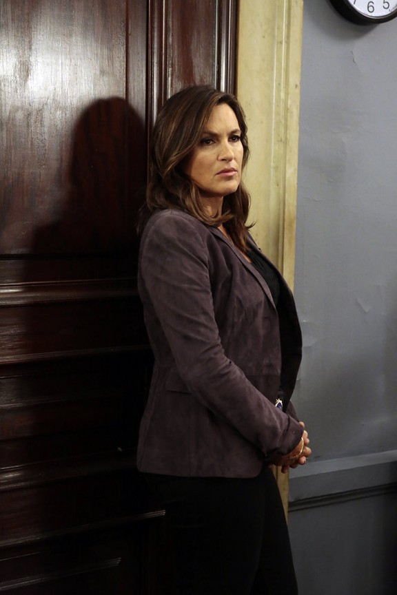 Law & Order: Special Victims Unit - Season 18 Episode 05: Rape Interrupted