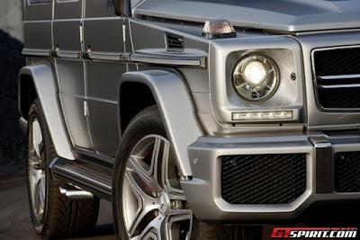 Mercedes-Benz G-Class mới
