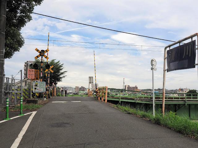 浅川 八高線