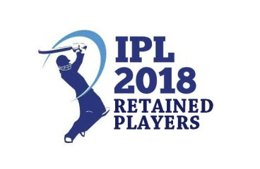 VIVO IPL 2018 Player Retention