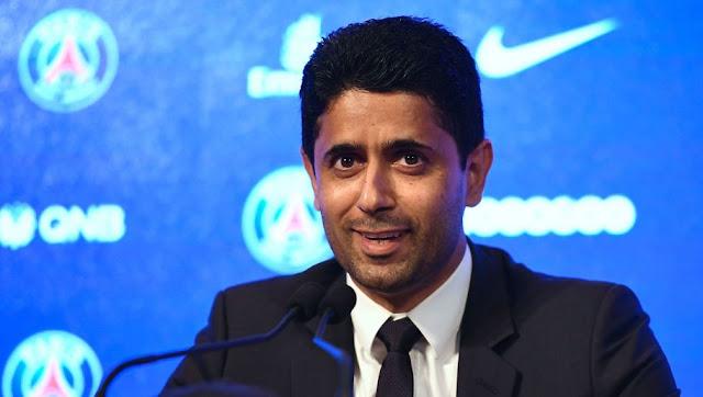 Nasser Al-Khelaifi PSG