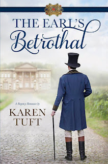 Heidi Reads... The Earl's Betrothal by Karen Tuft