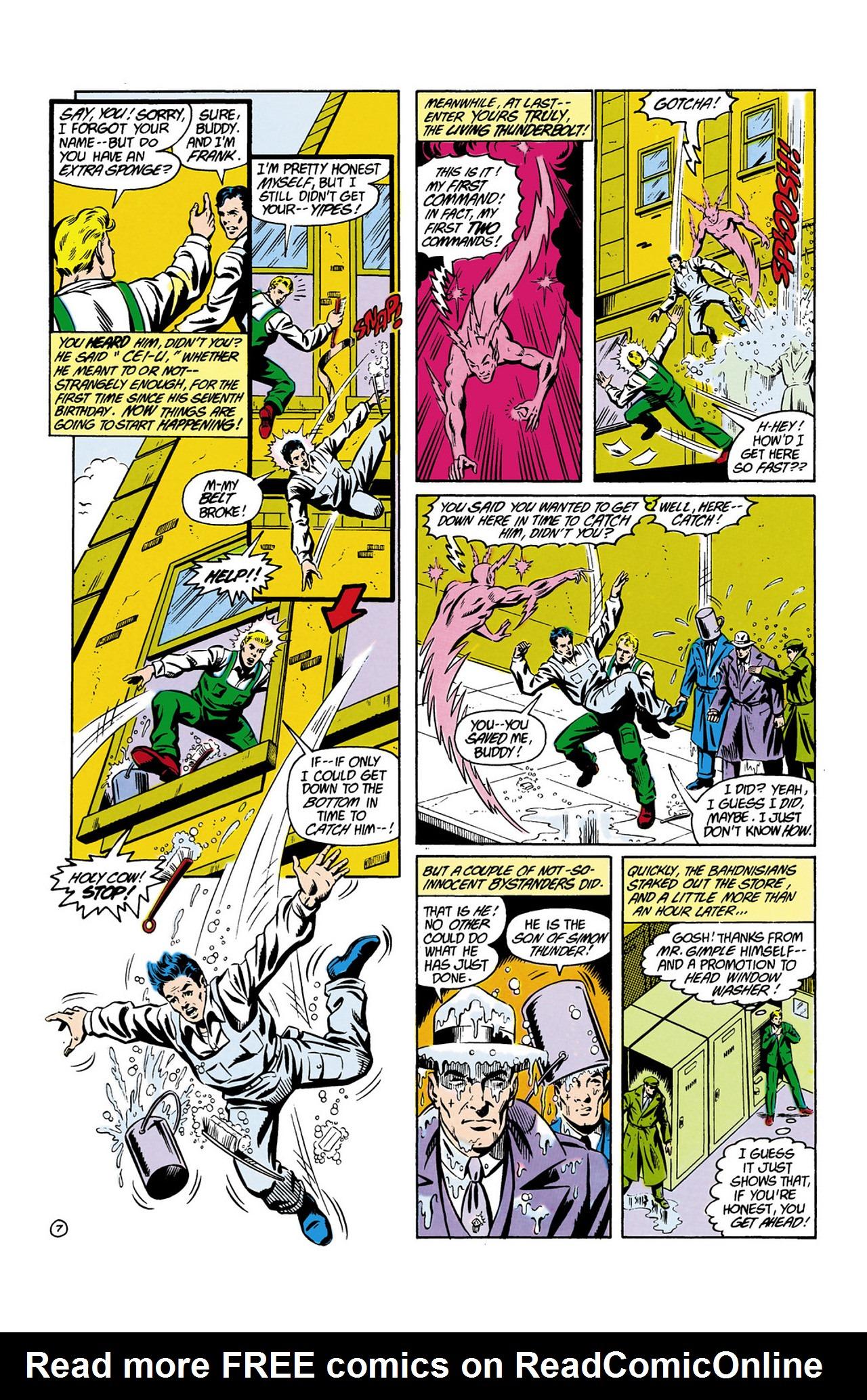Read online Secret Origins (1986) comic -  Issue #13 - 37