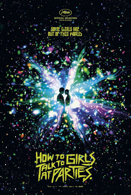 How To Talk To Girls At Parties Movie poster 4