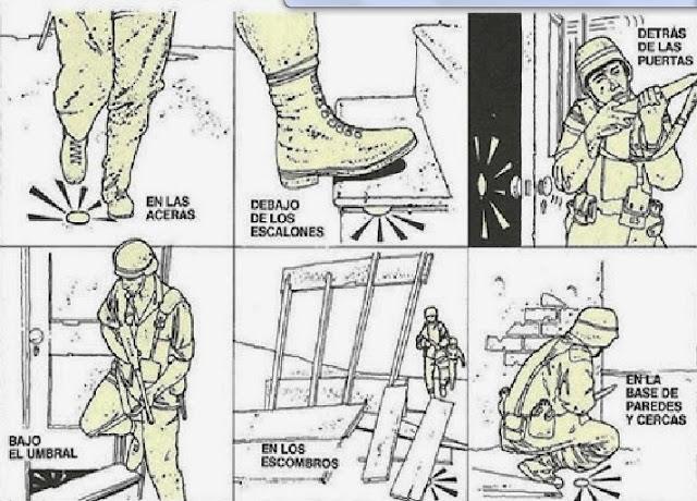 Guerreros de lite t cticas de combate en zona urbana n 3 - Factor mueble granada ...