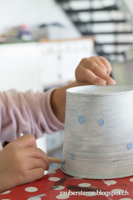 selber Stempel machen, Konfetti selber machen, DIY Blog Schweiz