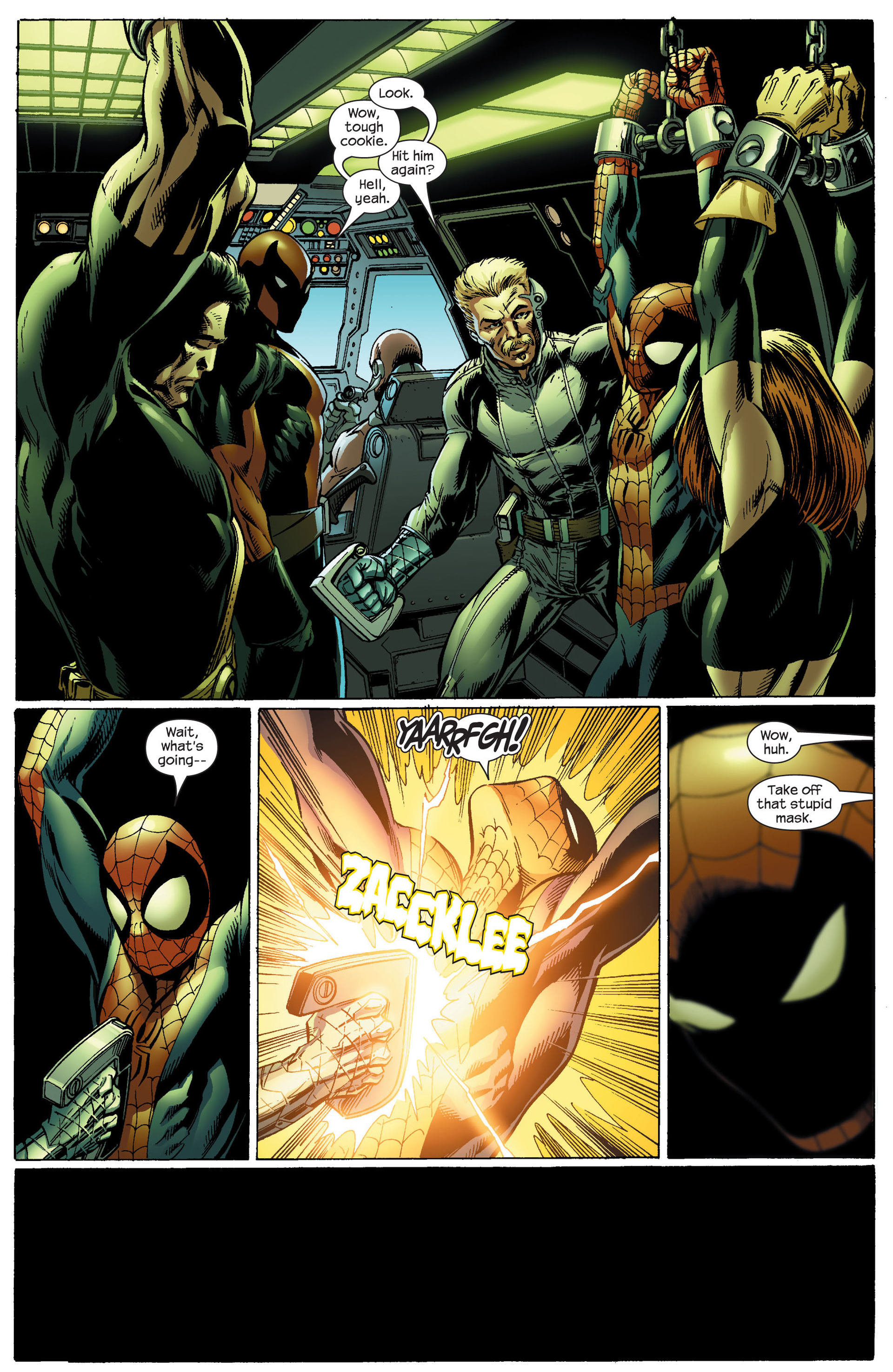 Read online Ultimate Spider-Man (2000) comic -  Issue #92 - 4