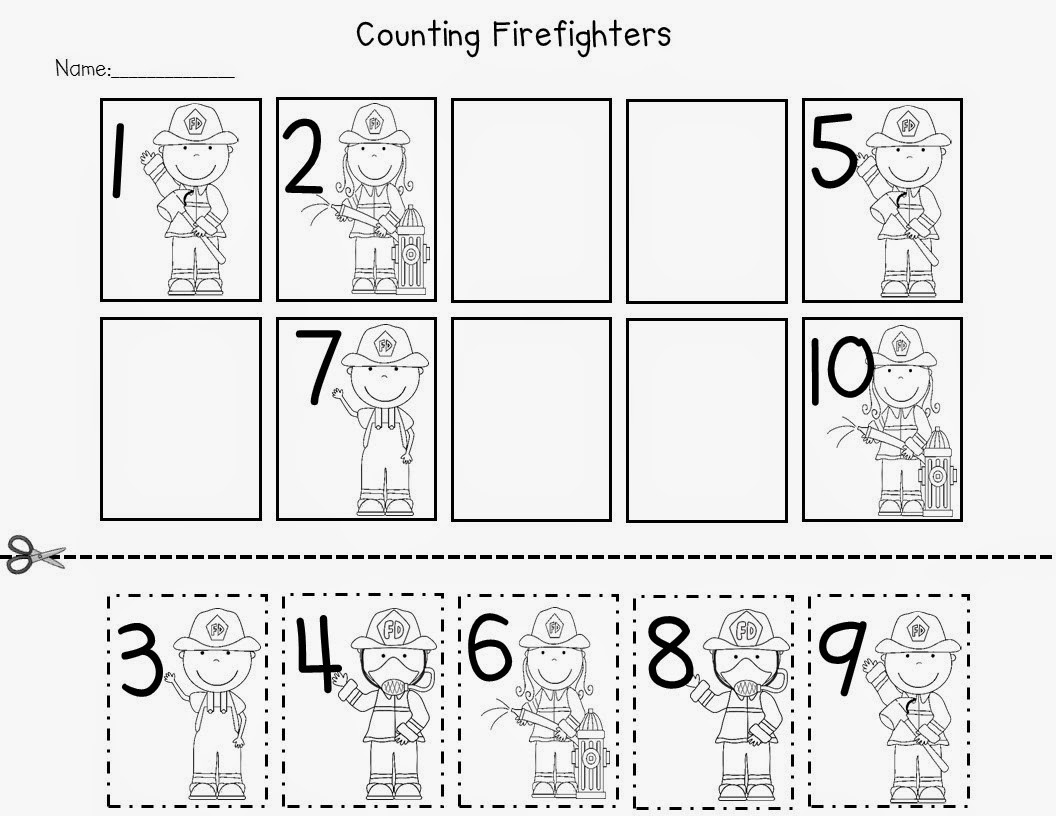 http://www.teacherspayteachers.com/Product/Fire-Safety-Math-Literacy-Pack-1471184