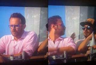 """Επική στιγμή με Έλληνες στο Τορόντο: """"Δεν βλέπω ρε μ@λ@κ@"""" (Βίντεο)"""